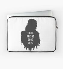 The are no good guys. Laptop Sleeve