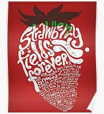 Strawberry Fields Forever  Poster