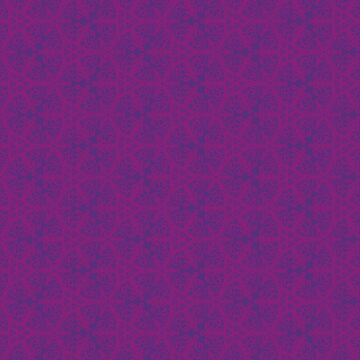 Magenta Violet Kaleidoscope by Joho3d