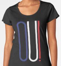 OUI! Women's Premium T-Shirt
