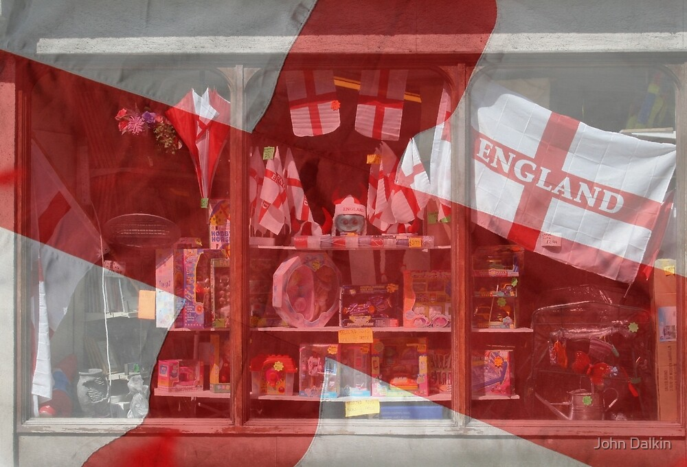 FIFA World Cup Fever by John Dalkin