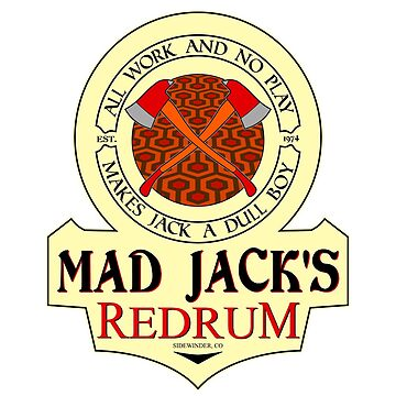 Mad Jack's Redrum by AngryMongo