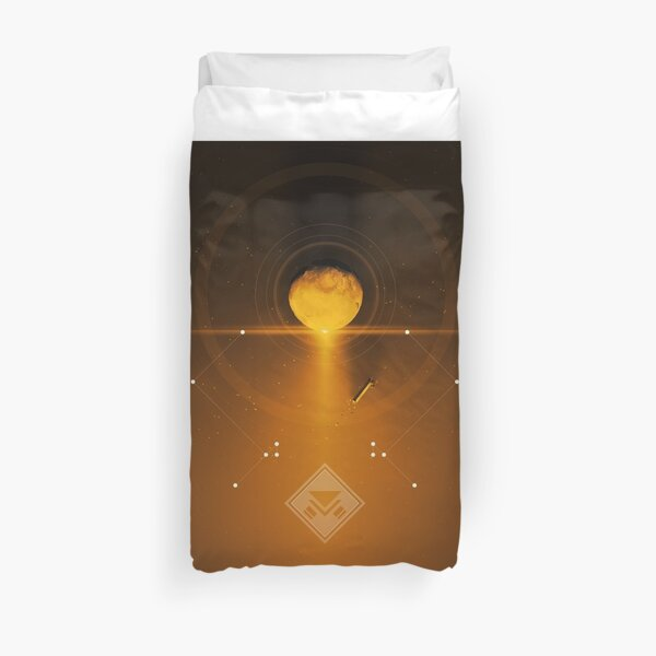 Space Mission NG867563.56 Duvet Cover