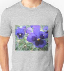 Pansy Unisex T-Shirt