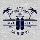 «Big Woodie Smalls Dive Club» de AngryMongo
