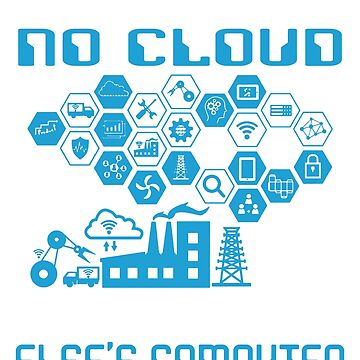 There Is No Cloud It's Just Someone Else's Computer by gdxz
