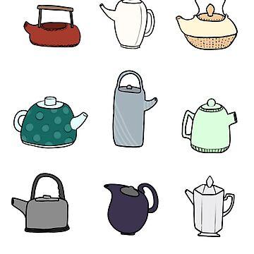 Tea break by pastelquartz