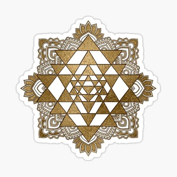 Sri Yantra  / Sri Chakra Sticker