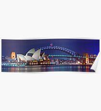 Sydney, Australia Poster