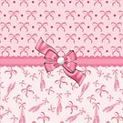 Pink Bows and Ballet Shoes by purplesensation