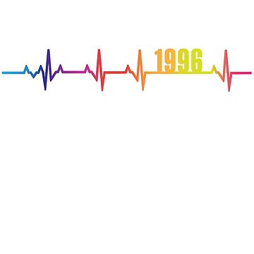 1996 Heartbeat LGBT Pride by FiftyStyle