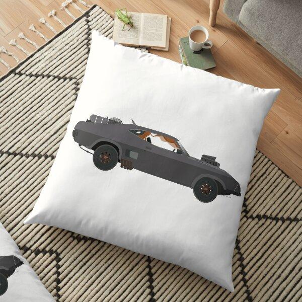 Coche de la película Mad Max Floor Pillow