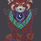 Red Panda Totem by Jezhawk