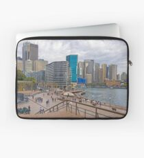 Circular Quay, Sydney, New South Wales, Australia Laptop Sleeve