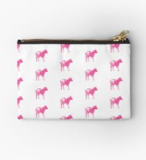 pink baby goat Studio Pouch