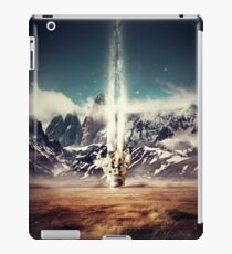 Struck By Gravity iPad Case/Skin