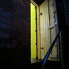 Door at Night by vonb