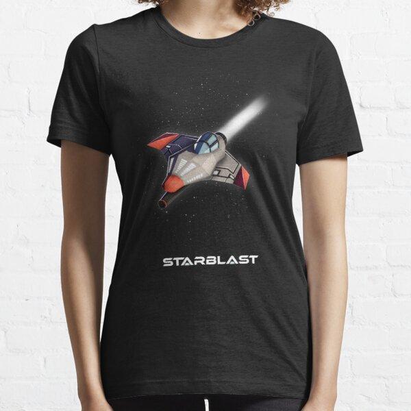 Logo Fly et Starblast T-shirt essentiel