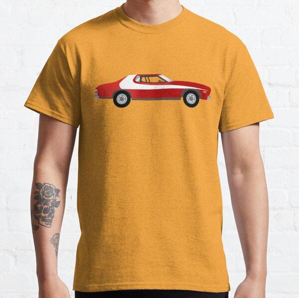 coche pelicula starsky y hutch Camiseta clásica