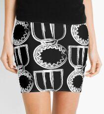medal Mini Skirt