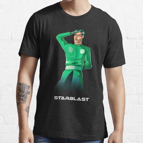 Klaus - Aigles verts des Nations Unies T-shirt essentiel