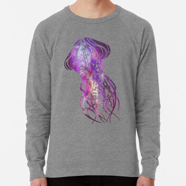 The Void Sings Back- Voidfish Lightweight Sweatshirt