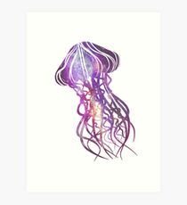 The Void Sings Back- Voidfish Art Print