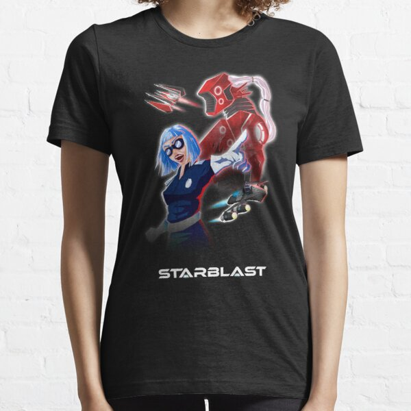 Starblast - ACW Bleu vs Rouge T-shirt essentiel