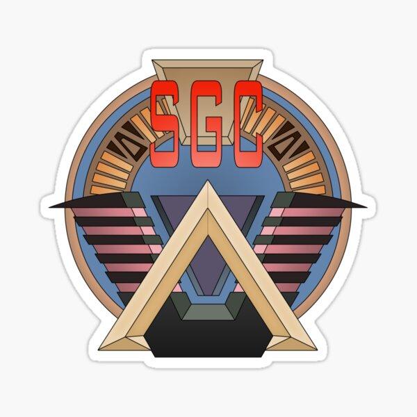 SGC LOGO Sticker
