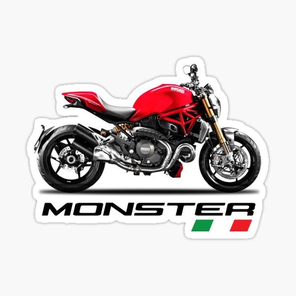 Le Monster 1200S Sticker