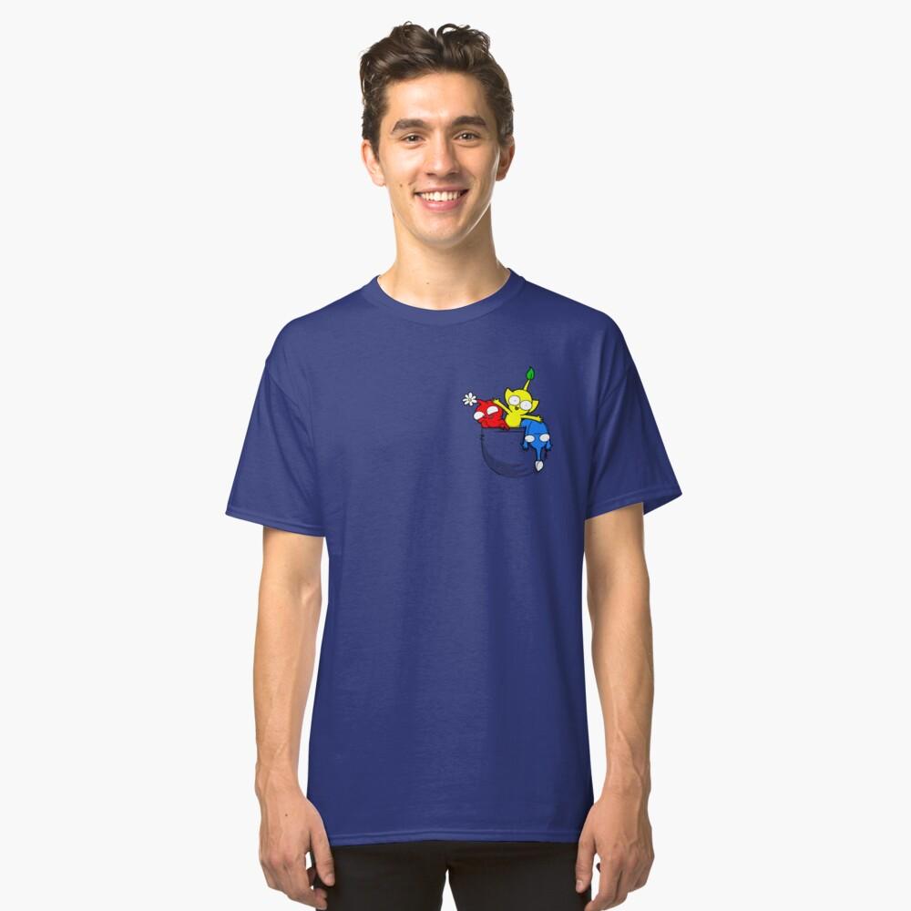Pocketmin Classic T-Shirt Front