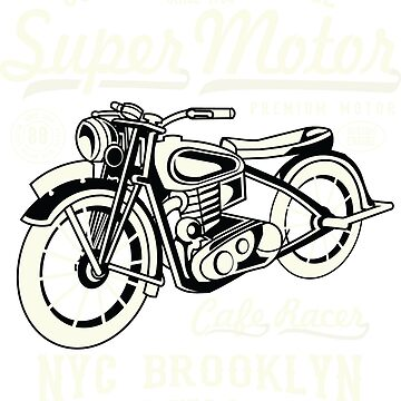 Super Motor Caferacer by DukeOfSilex