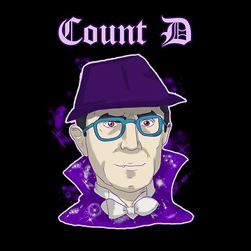 Count D in new Style by MrShirty