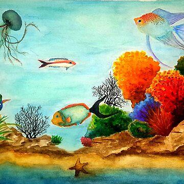 Under the Sea by ArtofSining