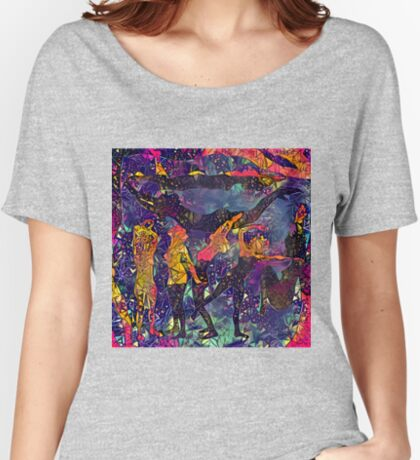 Abstract Summer Pack Relaxed Fit T-Shirt