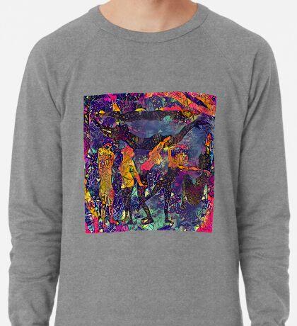 Abstract Summer Pack Lightweight Sweatshirt