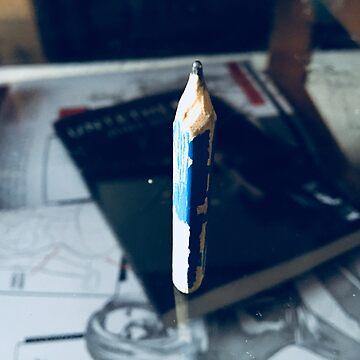 Bristol Noir - Pencil by john76