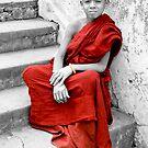 Boy Monk by Kerry Dunstone