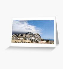 Europa Point Greeting Card