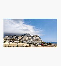 Europa Point Photographic Print