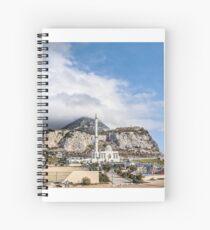 Europa Point Spiral Notebook
