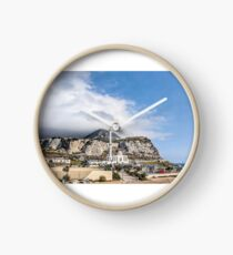 Europa Point Clock