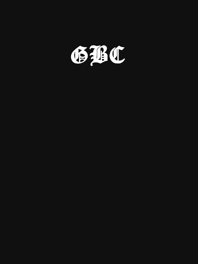 GothBoiClique Logo (weißer Text) von UsernameHype