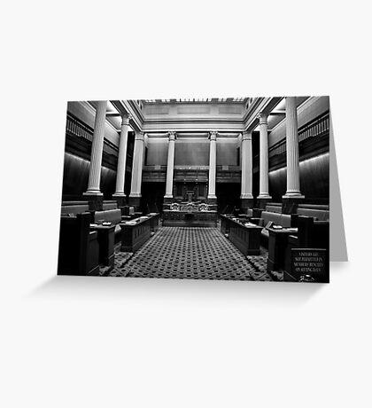 The Legislative Council Greeting Card
