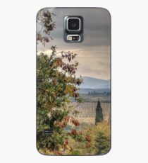 Tuscan Countryside Case/Skin for Samsung Galaxy