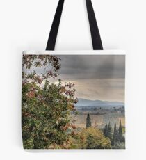 Tuscan Countryside Tote Bag
