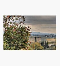 Tuscan Countryside Photographic Print