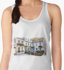 Place Royale - Old Quebec City Women's Tank Top