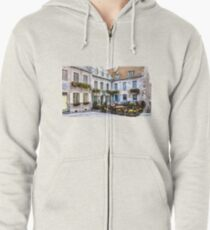 Place Royale - Old Quebec City Zipped Hoodie