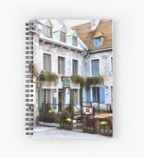 Place Royale - Old Quebec City Spiral Notebook